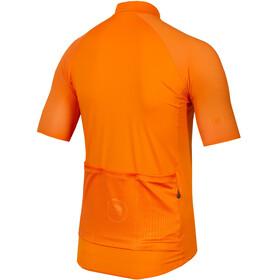Endura Pro SL II Koszulka z krótkim rękawem Mężczyźni, pomarańczowy